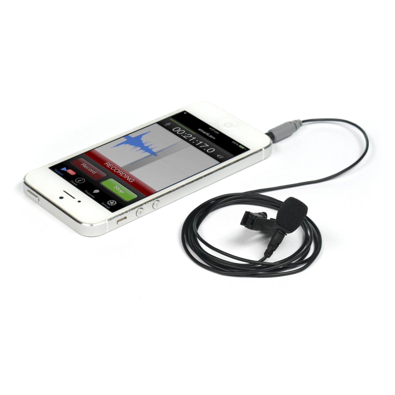 Rode Lavaliermikro für Smartphones