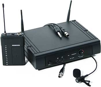 the t.bone TWS Lavalierset 863 MHz